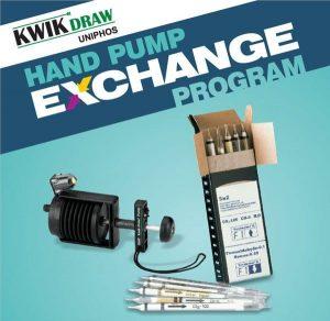 KwikDraw Pump Swap