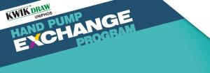 KwikDraw Hand Pump Exchange Program