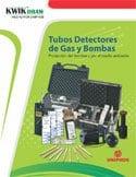 KwikDraw Tubos Detectores de Gas y Bombas