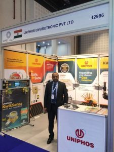 Uniphos has successful exhibit at ADIPEC