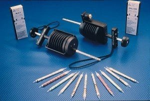 KwikDraw gas detection tubes