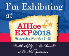 Meet the Uniphos team at AIHce EXP 2018