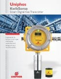 KwikSense Smart Digital Gas Transmitter Brochure